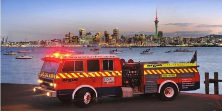 Argus Fire Protection Auckland