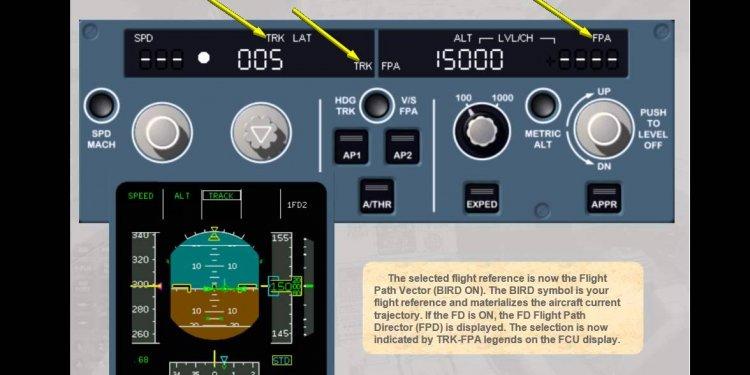 AUTO FLIGHT Flight Control