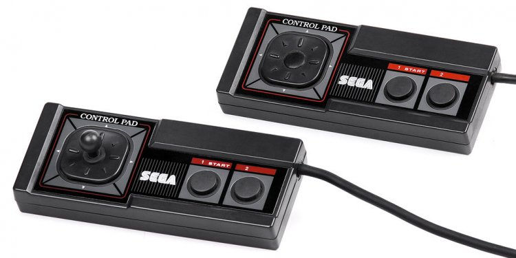 Master System Controers
