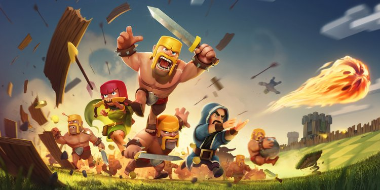 Iran blocks Clash of Clans