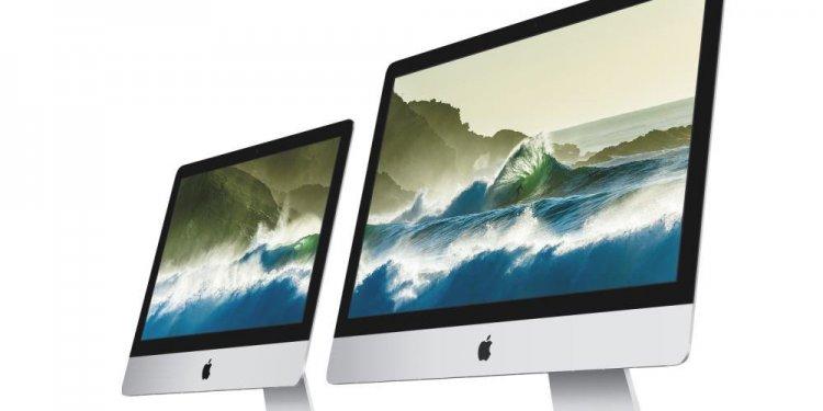 Apple 21.5-inch Retina 4K iMac