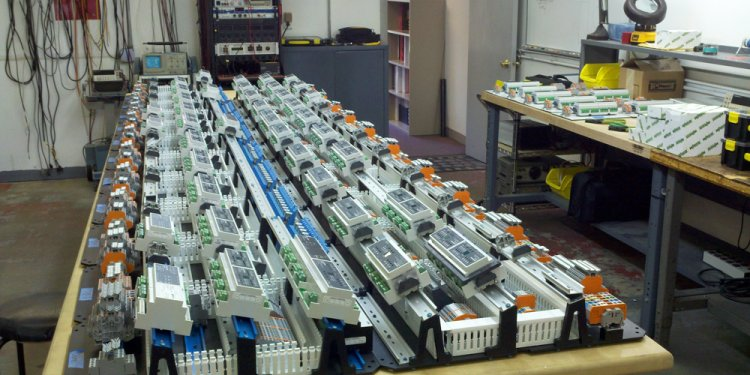 Lighting control system Manufacturing