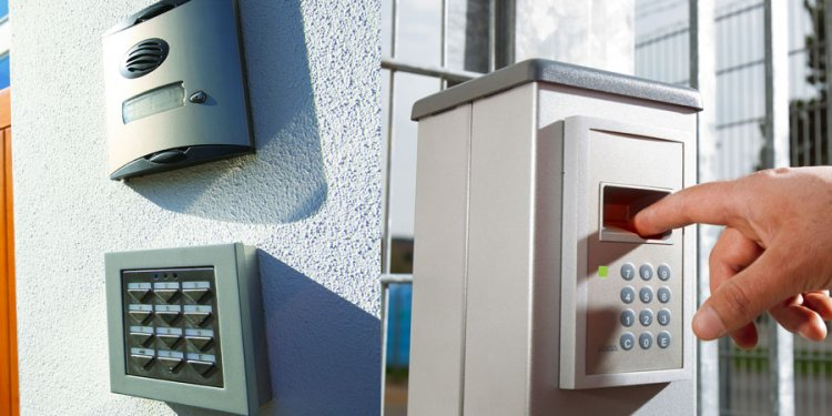 Access Control door Entry Systems