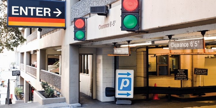 Parking Access Control Systems