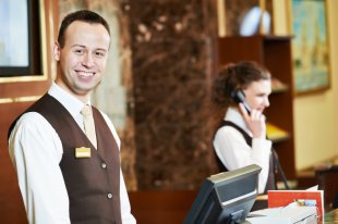 Empowered experience: the hotel and access control--Brivo Systems