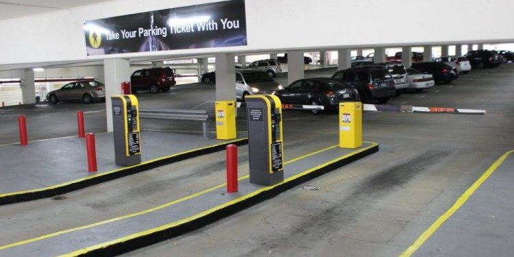 Parking Lot control Systems