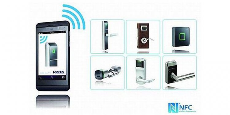 Smart key Access Control System