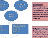 Objectives of budgetary control system