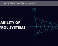 Stability of control Systems