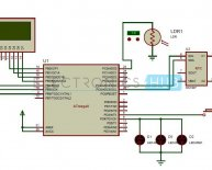Street lighting control system project