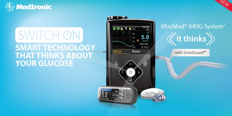 Insulin Pump control system