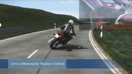 Without Motorcycle Traction Control